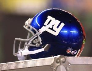 Giants Helmet