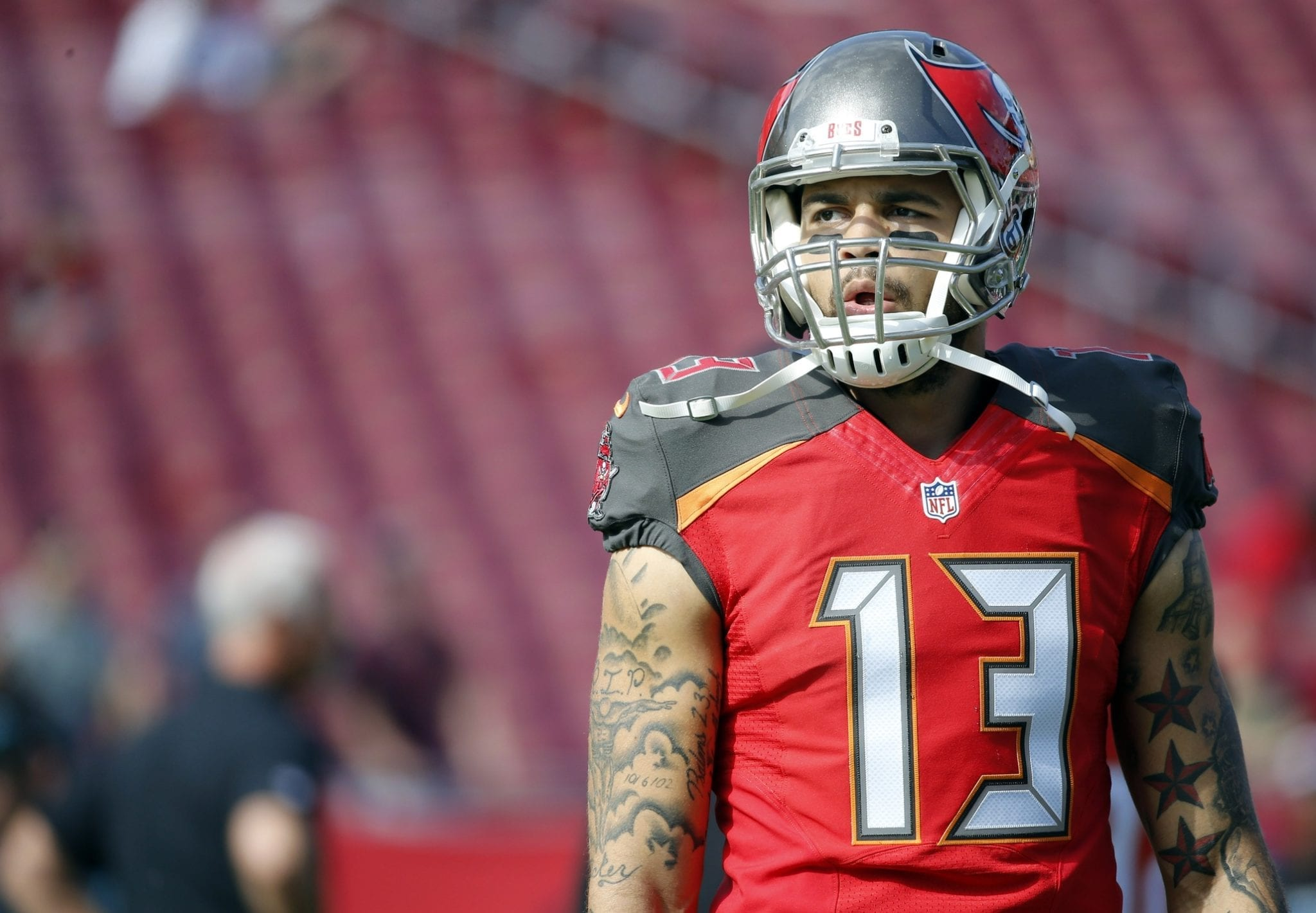 a1c90004 Buccaneers Restructure WR Mike Evans' Contract | NFLTradeRumors.co