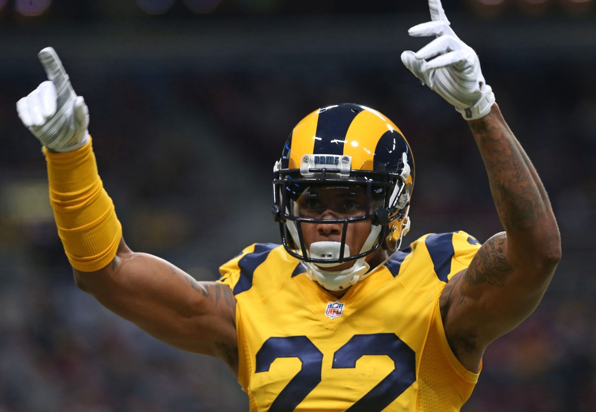 """Significant"""" Trade Interest In Rams CB Trumaine Johnson"""