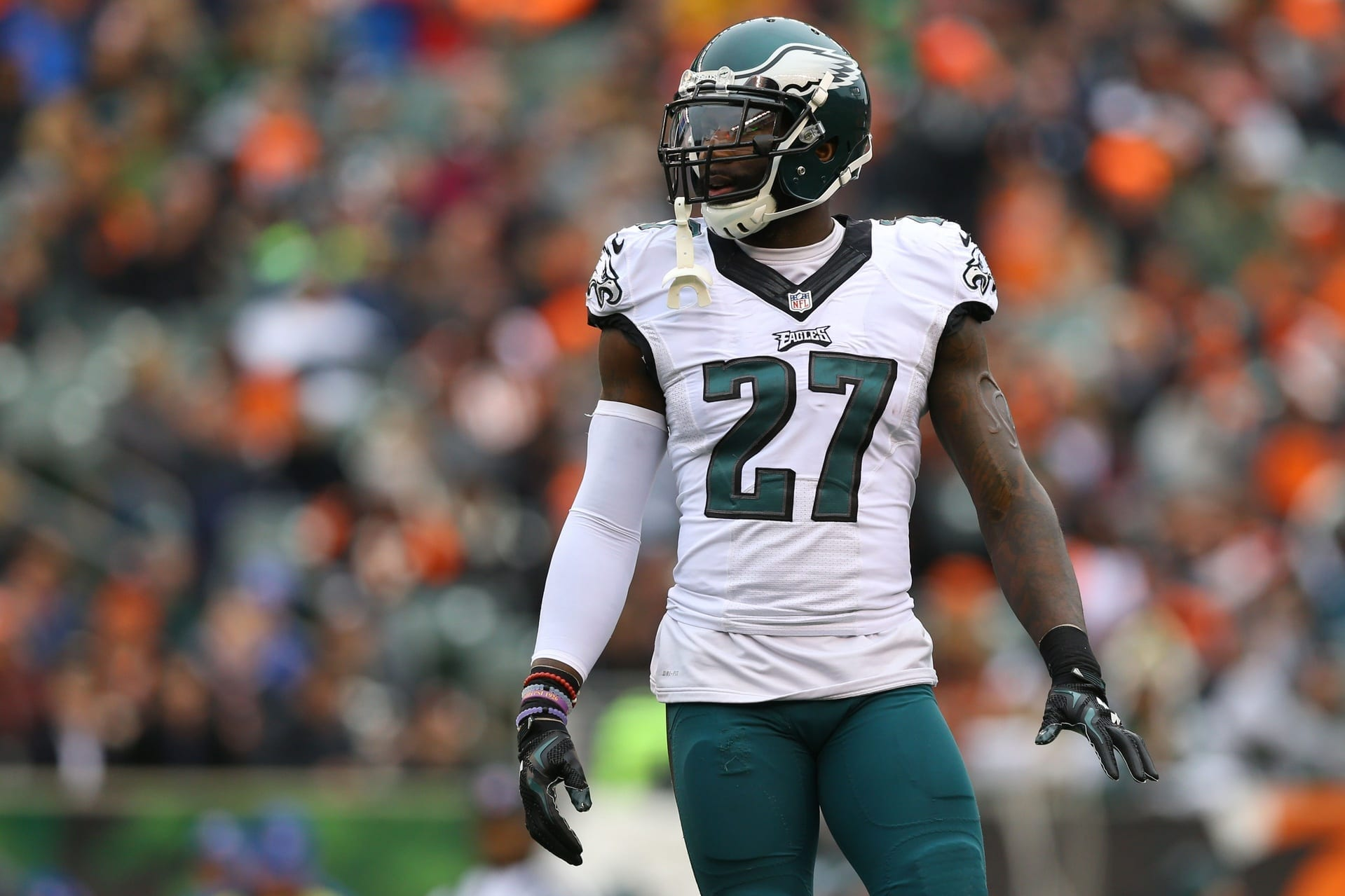 NFL Notes: Draft, Colts, Eagles, Malcolm Jenkins ...