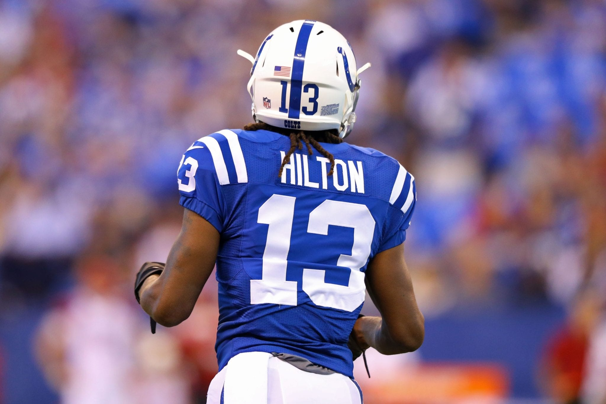 """Colts Getting """"Several"""" Calls For WR T Y Hilton """"Highly Unlikely"""