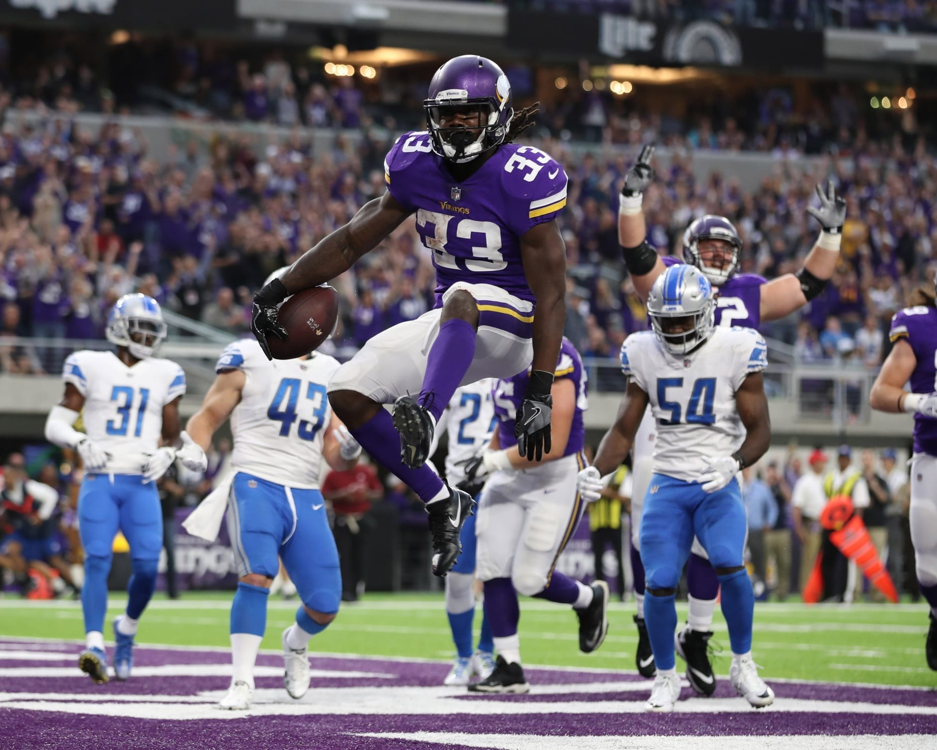 Vikings Place Rookie Rb Dalvin Cook On Injured Reserve