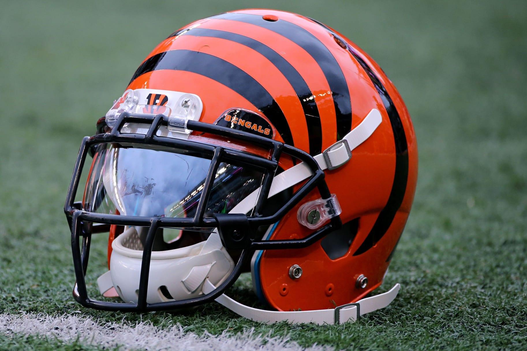Bengals Helmet