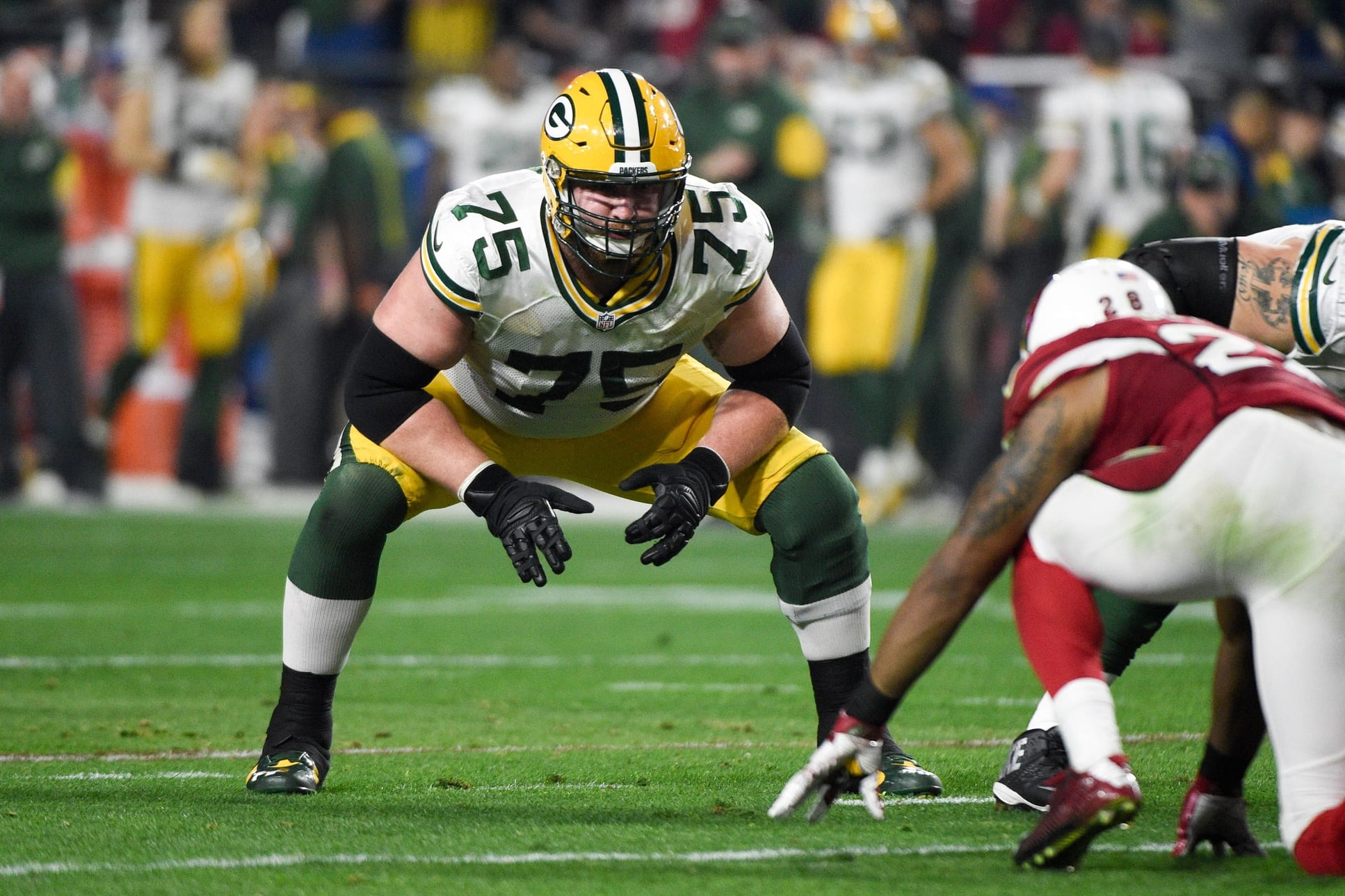Packers RT Bryan Bulaga Out For Season With Torn ACL
