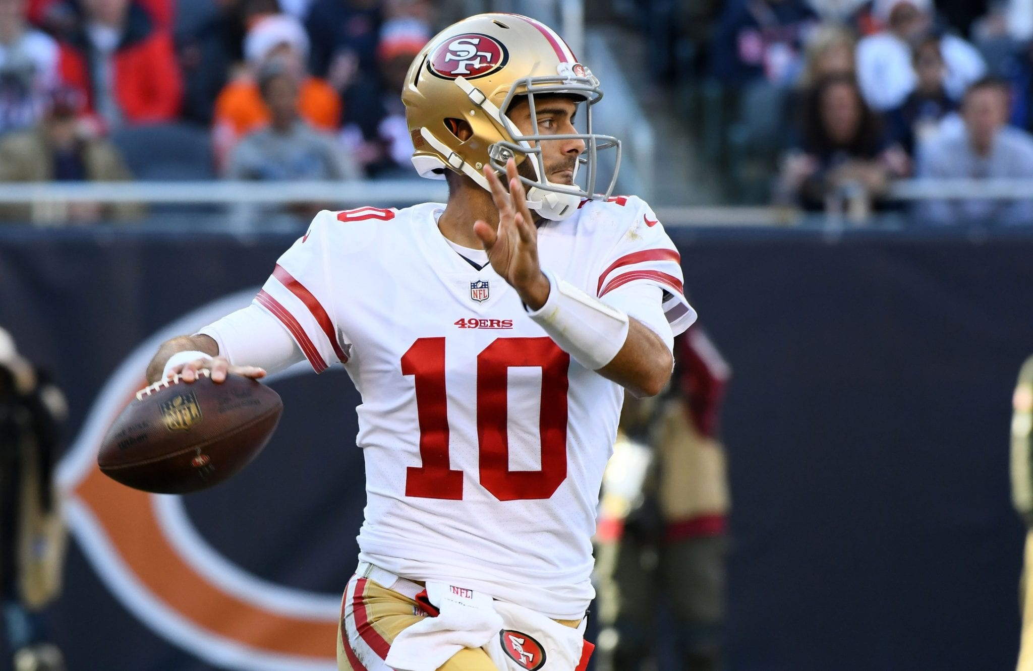 49ers Sign Jimmy Garoppolo To Five-Year, $137.5M Extension ...