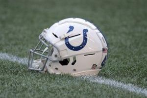 Colts Helmet