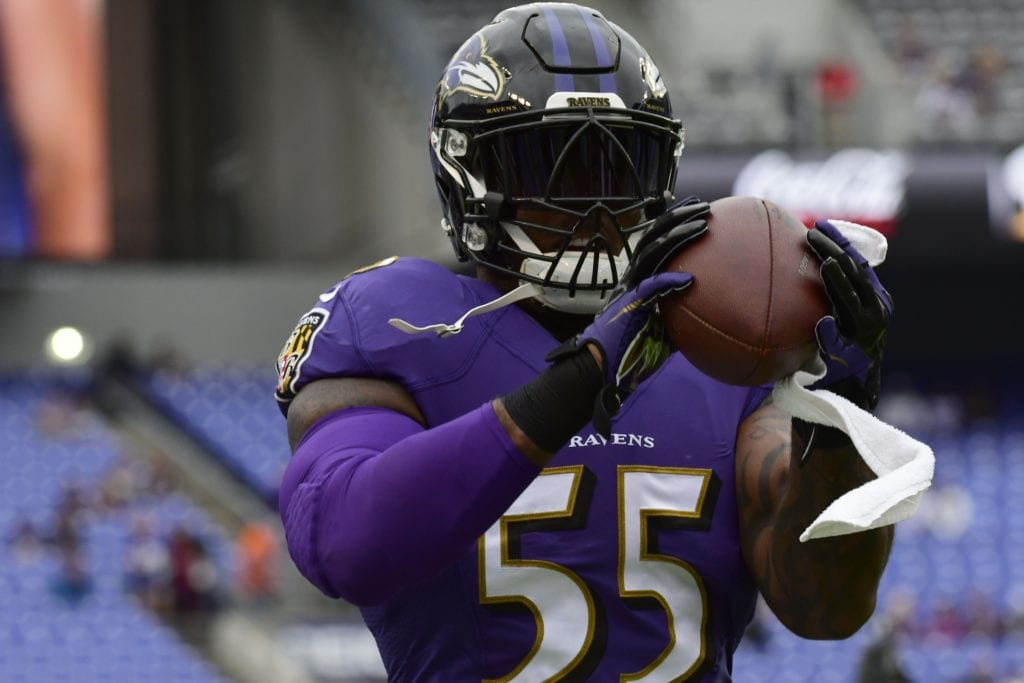 """""""Very Real Possibility"""" Terrell Suggs Isn't Back With ..."""
