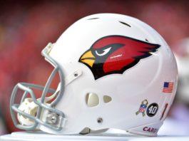 Cardinals Helmet