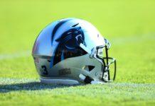 Panthers Helmet
