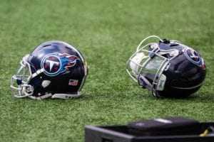 Titans Helmets