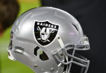 Raiders Helmet