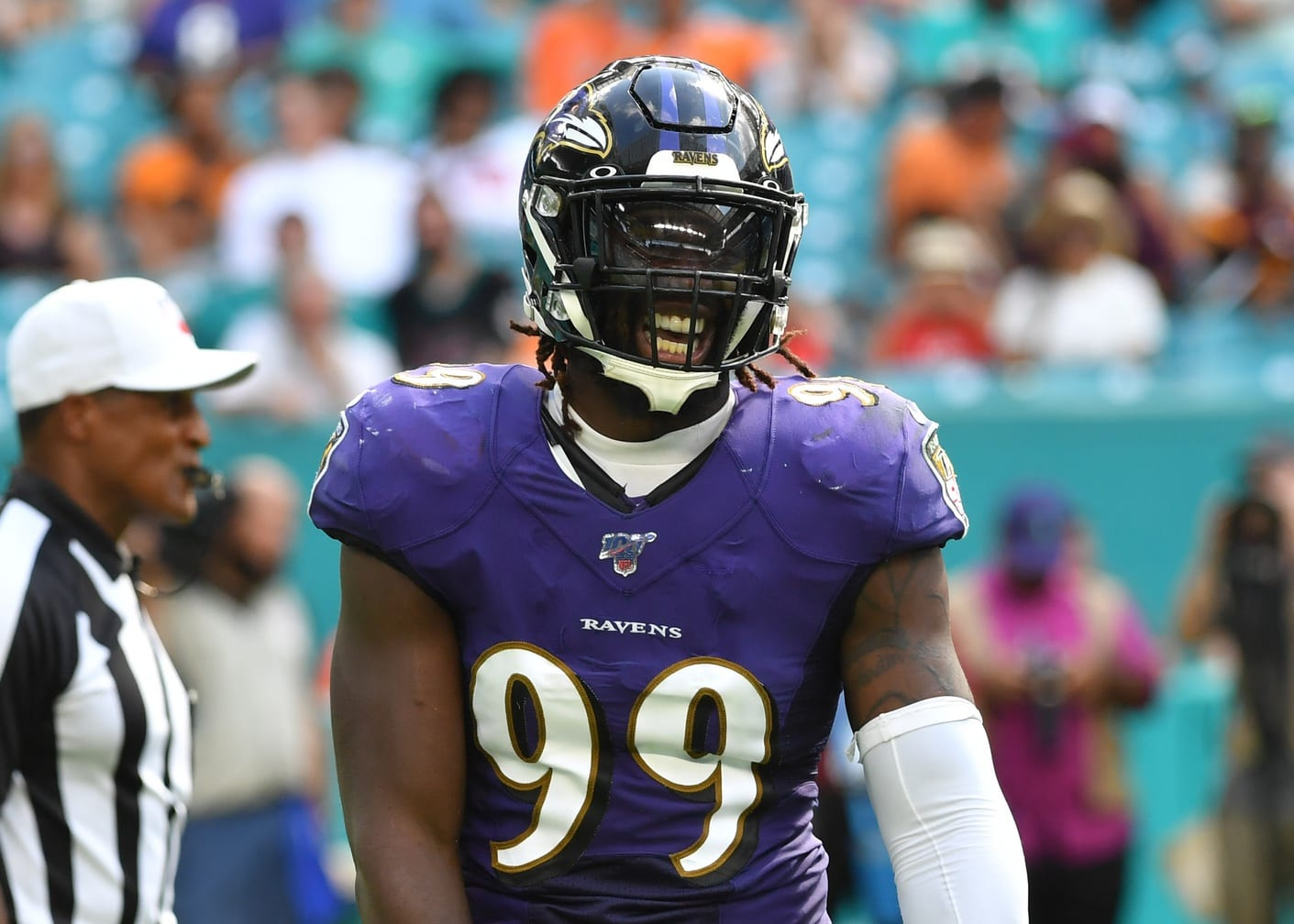 Browns Expected To Have Matthew Judon, Denzel Perryman & Brian ...