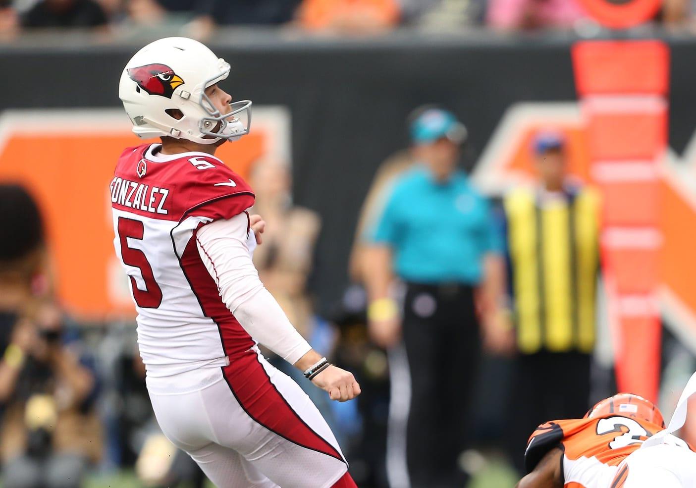 Zane Gonzalez NFL Jersey