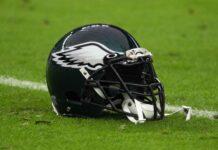 Eagles Helmet